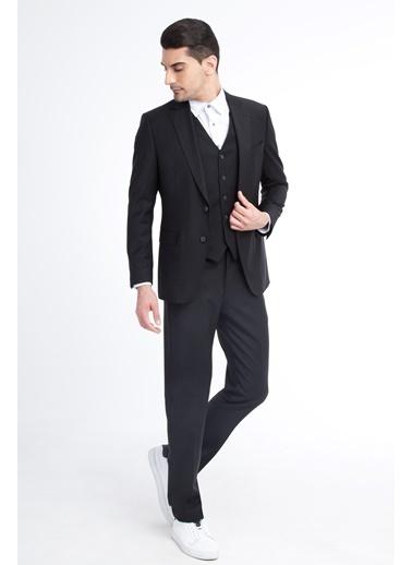 Abdullah Kiğılı Takım Elbise Siyah